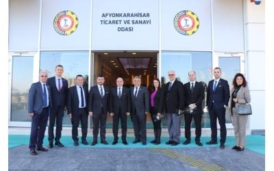 Afyon Ticaret Odası Başkanlığı