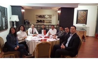 Gümtob Genel Komite Toplantısı