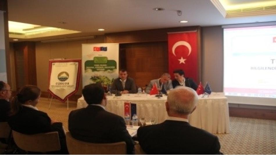 Bursa'nın Dünya mirası kazanımını nasıl markaya dönüştürülebileceği sektör toplantı notları