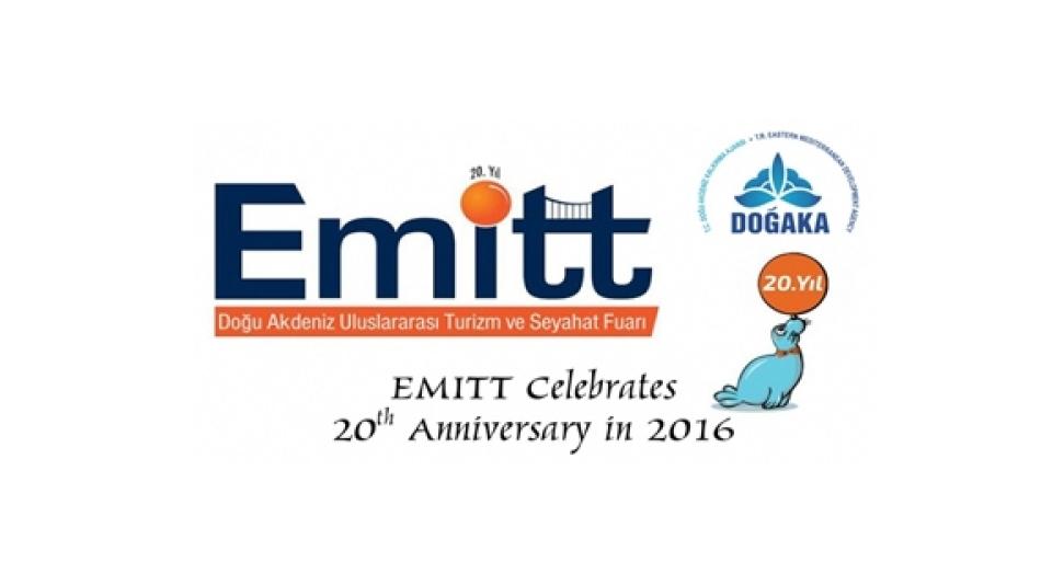 EMITT'2016 - 20. Doğu Akdeniz Uluslararası Turizm ve Seyahat Fuarı