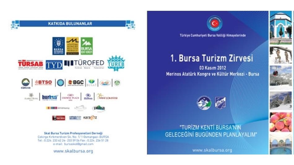 1. Bursa Turizm Zirvesi